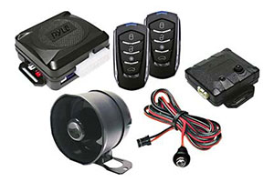 Remote Car Alarm