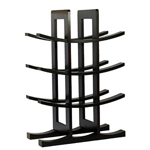 10. Oceanstar 12-Bottle Wine Rack (WR1132)