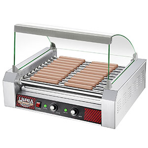 7. Great Northern Popcorn Hot Dog Roller Grilling Machine