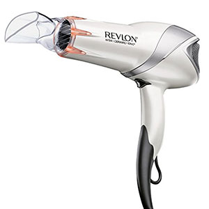 5. Infrared Hair Dryer with 1875W motor by Revlon