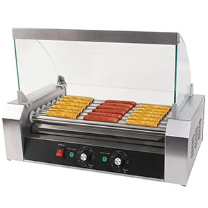 9. Safeplus Hot-dog Grill