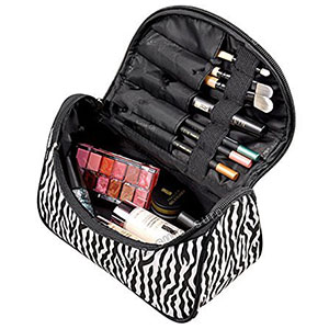 7. HHE Cosmetic Case Bag for Travel
