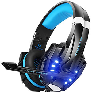 2. Bengoo G9000 Stereo Gaming Headset