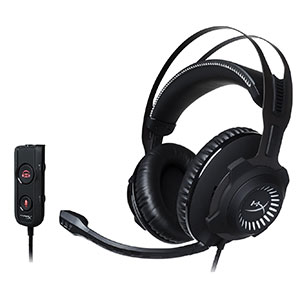 7. HyperX Cloud Revolver S Gaming Headset