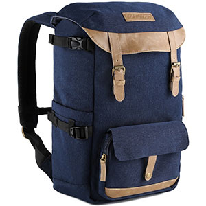 8. K&F Concept Multi-Functional Camera Backpack