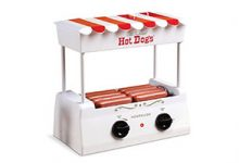Hot Dog Roller Cooker