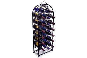 Photo of Top 10 Best Standing Wine Racks in 2020 Reviews