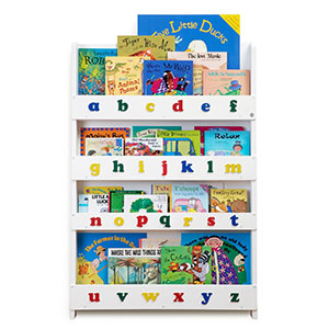 9. Tidy Books Front-Facing Kids Bookcase