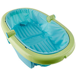 7. Summer Infant Inflatable Baby Bath