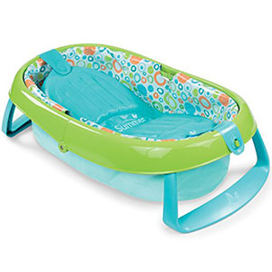 8. Summer Infant EasyStore Tub