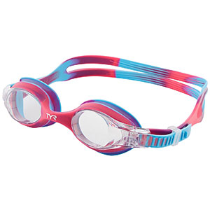 6. TYR Youth Tie Die Swimple Goggles