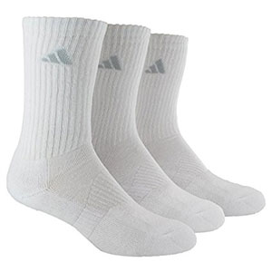 5. Adidas Women Cushioned Crew Sock