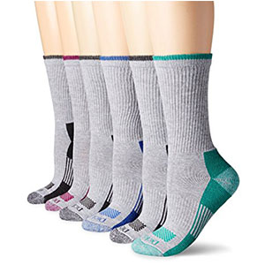 2. Dickies Dritech Advanced Women Crew Sock