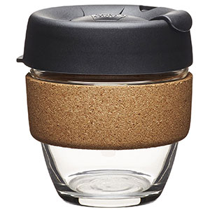 7. KeepCup Brew Glass Coffee Cup