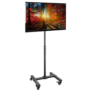 5. VIVO STAND-TV07W TV Stand with Wheels