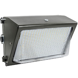 5. Lights of America 65-W LED Wall Pack