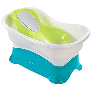 9. Summer Infant Height Bathtub