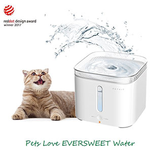 9. PETKIT Automatic Pet Drinking Fountain