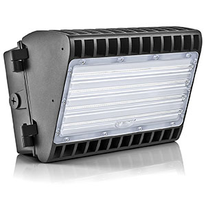 9. Hyperikon 150W LED Wall Pack