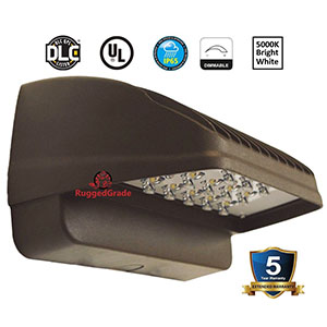 10. RuggedGrade 24-W LED Wall Pack Light
