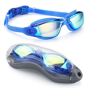1. Aegend Swimming Goggles