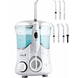 3. QQCute Water Dental Flosser For Home Use