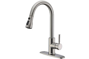 Photo of Top 10 Best Stainless Steel Kitchen Sink Faucets in 2020 Reviews