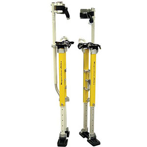 "10. The Forest Group Sur-Mag 24-40"" Drywall Stilts"