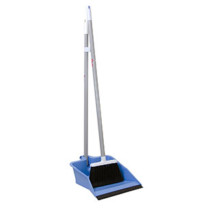 5. Quickie Dust Pan & Lobby Broom