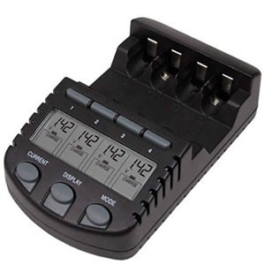 1. La Crosse Technology Alpha Battery Charger (BC700-CBP)