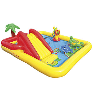 8. Intex Ocean Play Center