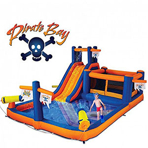 4. Blast Zone Pirate Bay Water Park