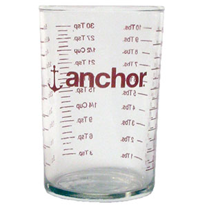 4. Anchor Hocking 5-Ounce Measuring Glass
