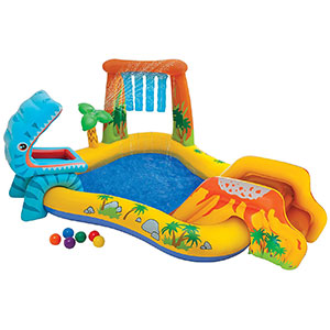 1. Intex Dinosaur Play Park 57444EP