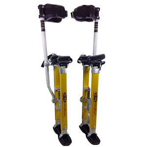 8. SurPro 15-23 in. Drywall Stilts (SUR-SS-1523MP)