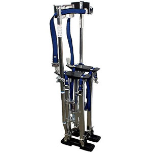 "9. MTN Gearsmith 24"" – 40"" Drywall Stilts (Silver)"