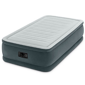 2. Intex Elevated Dura-Beam Mattress