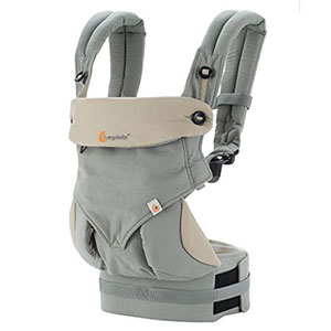 10. Ergobaby Baby Carrier