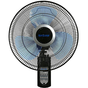 1. Hurricane 16-inch Wall Mount Fan