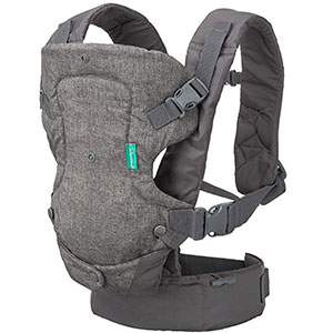 1. Infantino 4-in-1 Flip Convertible Carrier
