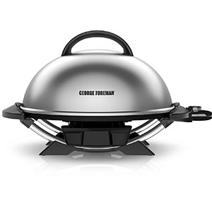9. George Foreman Electric Grill GFO240S