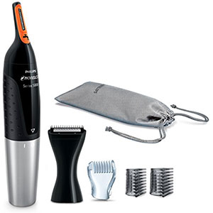 8. Philips Norelco Facial Hair Precision Trimmer for Men (NT5175/49)