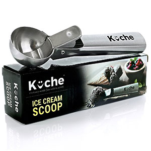 10. Kuche Trigger Ice Cream Scoop