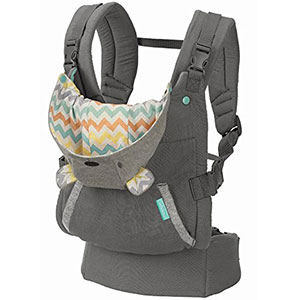 8. Infantino Cuddle Up Baby Carrier