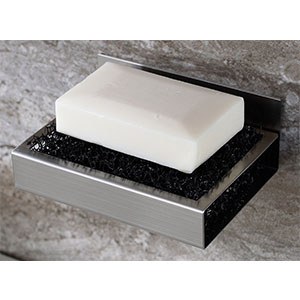 4. KAERSI Bathroom Soap Dish Holder