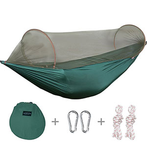 6. G4Free Foldable and Portable Camping Hammock