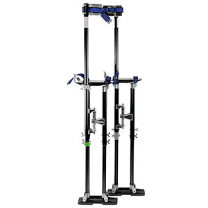 "7. GypTool Pro 36"" – 48"" Drywall Stilts"