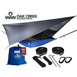 5. Oak Creek Single Camping Hammock