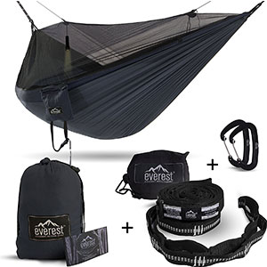 3. Everest Active Gear Double Hammock