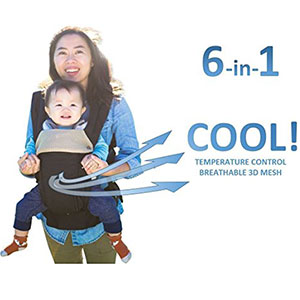 7. Lumiere Baby Baby Carrier